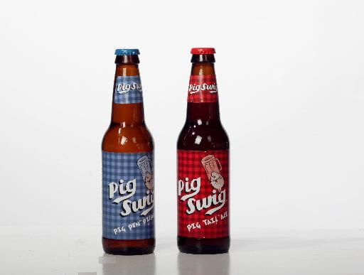 The Pig brews up 2 beers