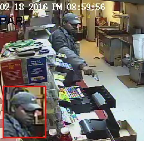 Berkeley County convenience store robber fires gun inside store