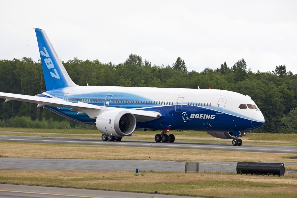 Two more Boeing 787s made in S.C. take to air
