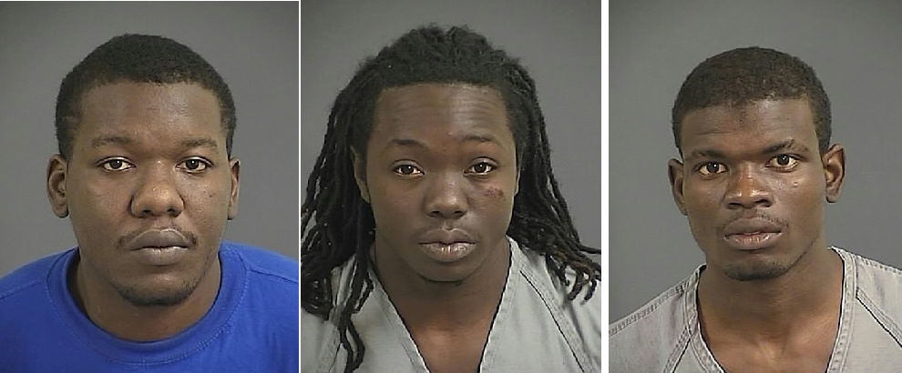 3 charged in Pierpont Pub robbery