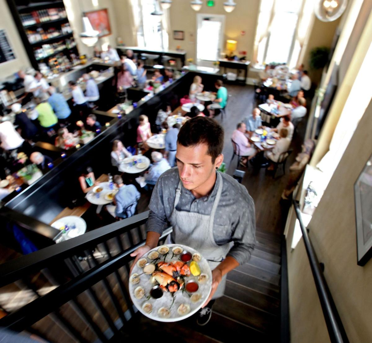Online reservation startup Resy launches in Charleston after making first foray in April