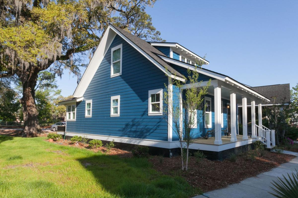 Charleston Green: High-tech construction that's moderately priced helping to boost interest in naturally-crafted homes