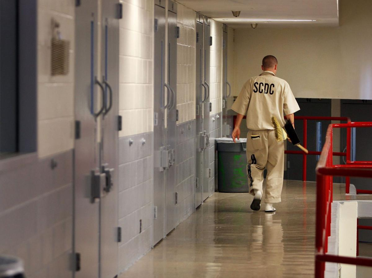 Lieber Correctional inmate was strangled by cellmate, says Dorchester County Coroner