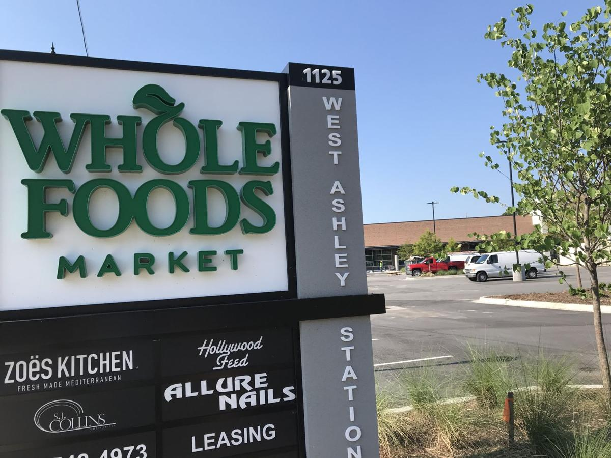 Whole Foods West Ashley sign (copy)