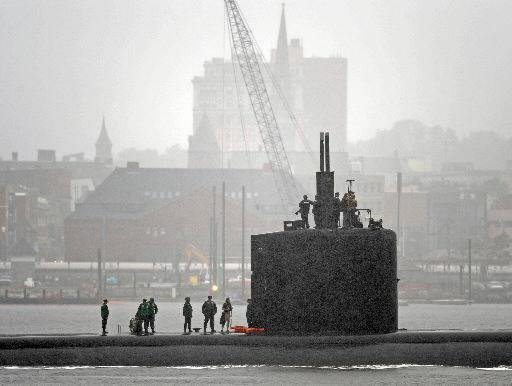 APNewsBreak: Navy explores longer sub deployments