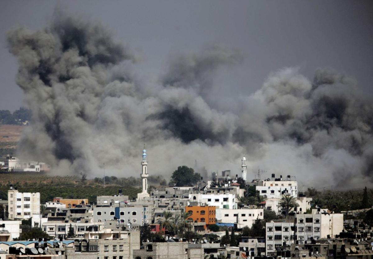 UN official says Israel and Hamas are committing war crimes