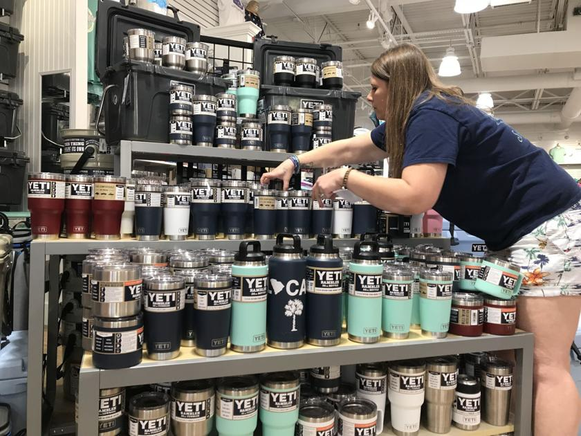 yeti coolers to open shop in downtown charleston real estate. Black Bedroom Furniture Sets. Home Design Ideas