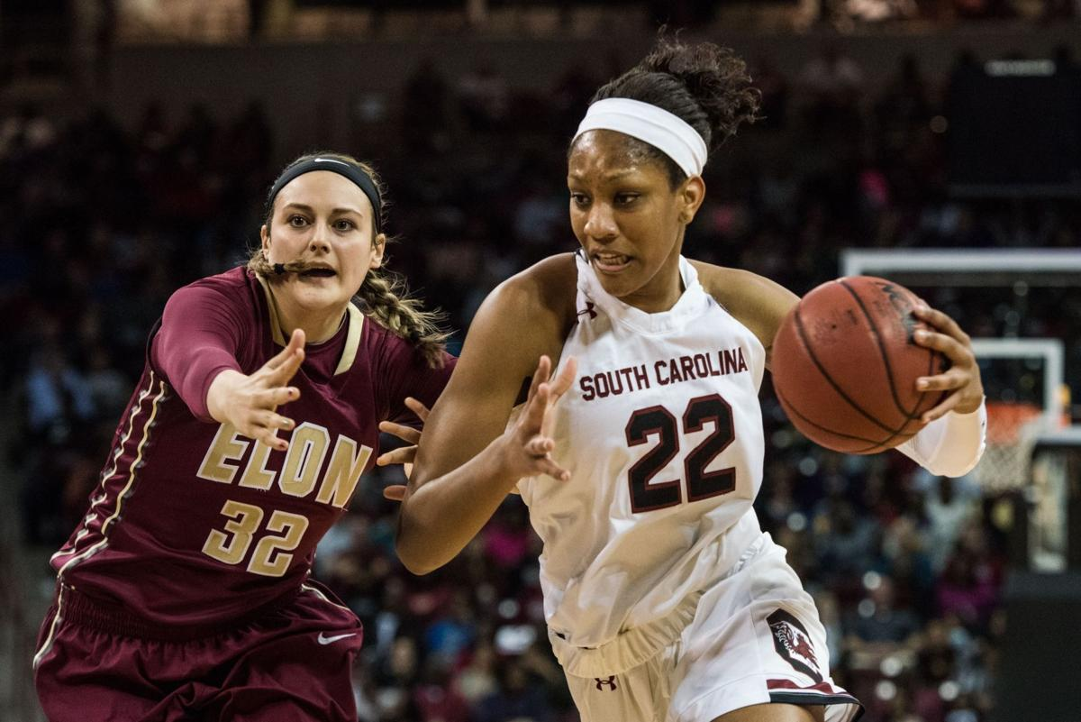 USC's Wilson named SEC Player of the Year