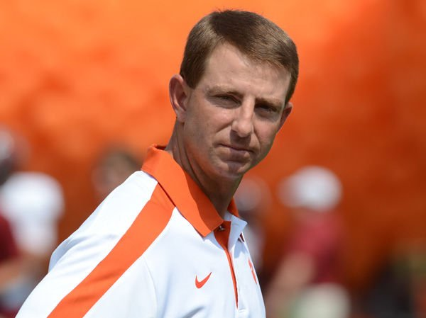Lost in translation: Swinney says 'pick up the phone'