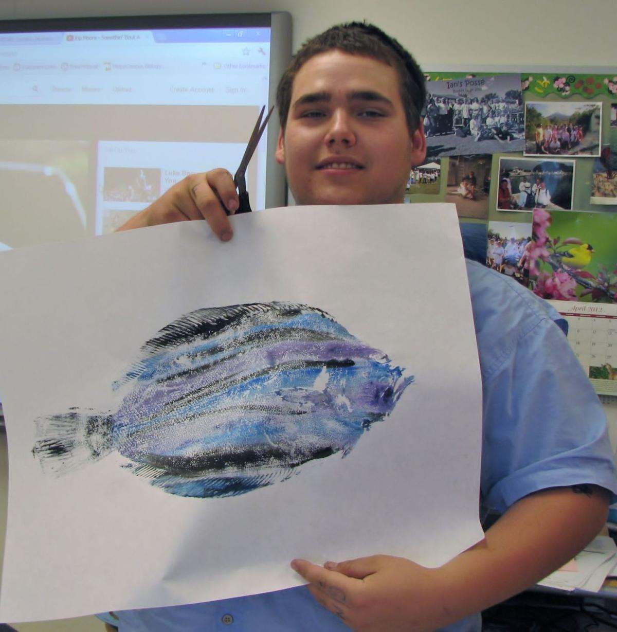Science, art offer lessons