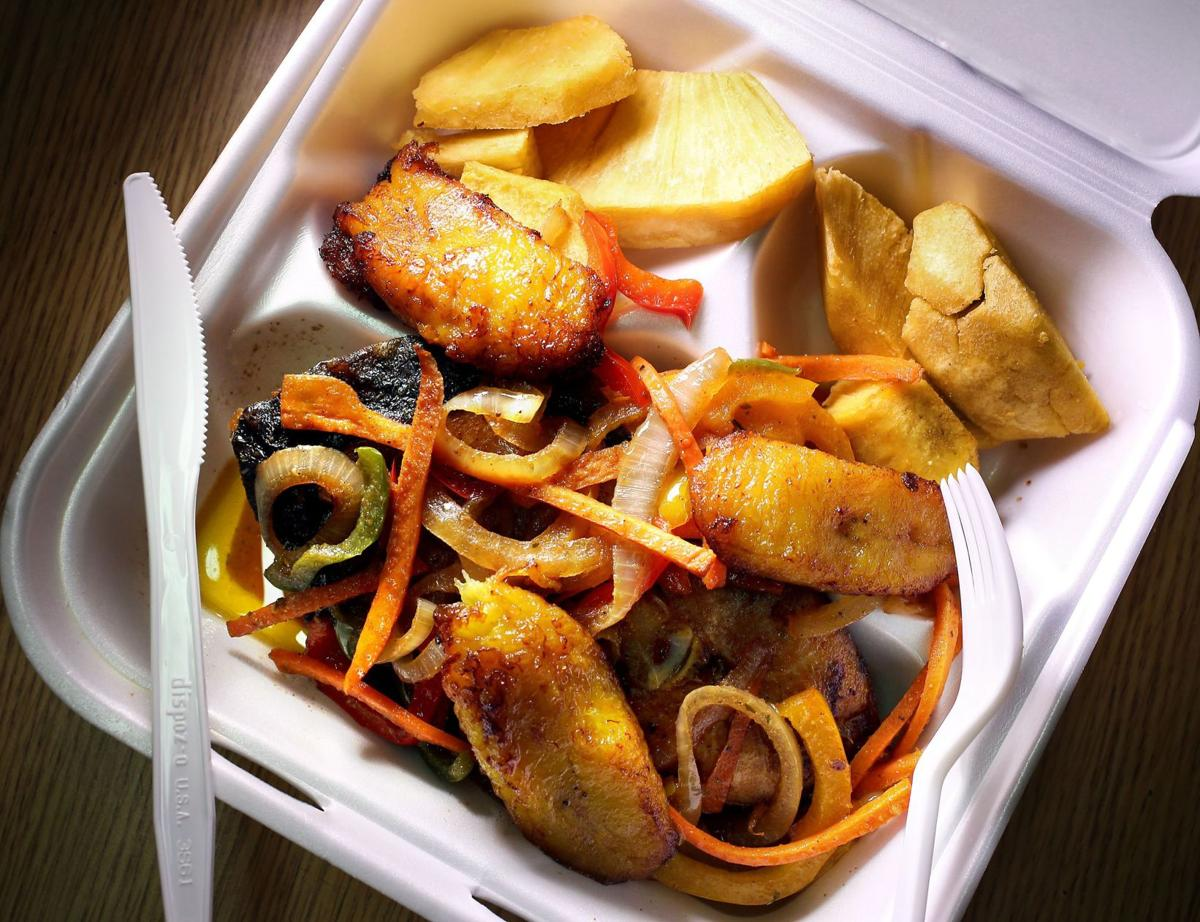 Caribbean Delight Jamaican native turns out masterly entrees, sides with a nice spice on Rivers Avenue