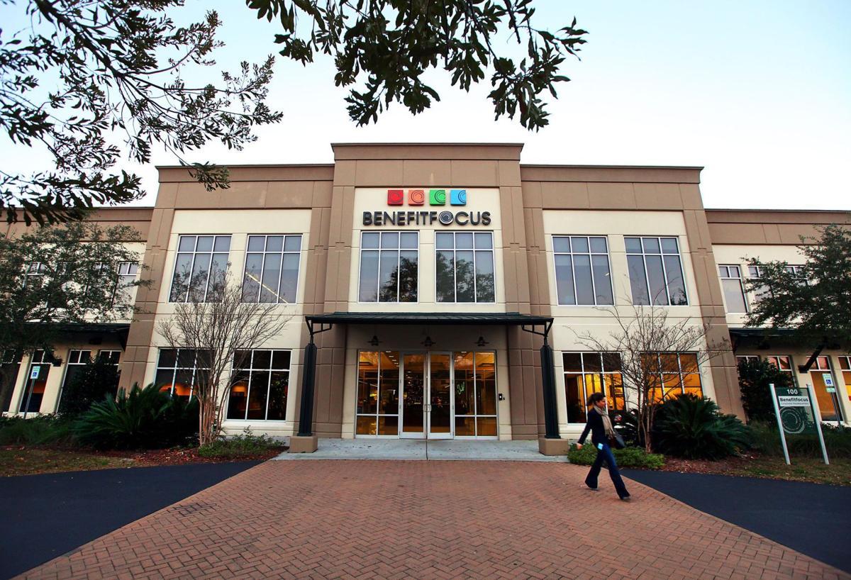 Charleston-based tech firm Benefitfocus names new finance chief
