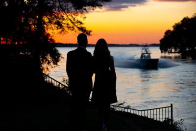 Lowcountry couple