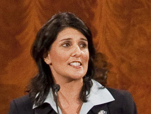 Aide: Haley has no vice presidential interest