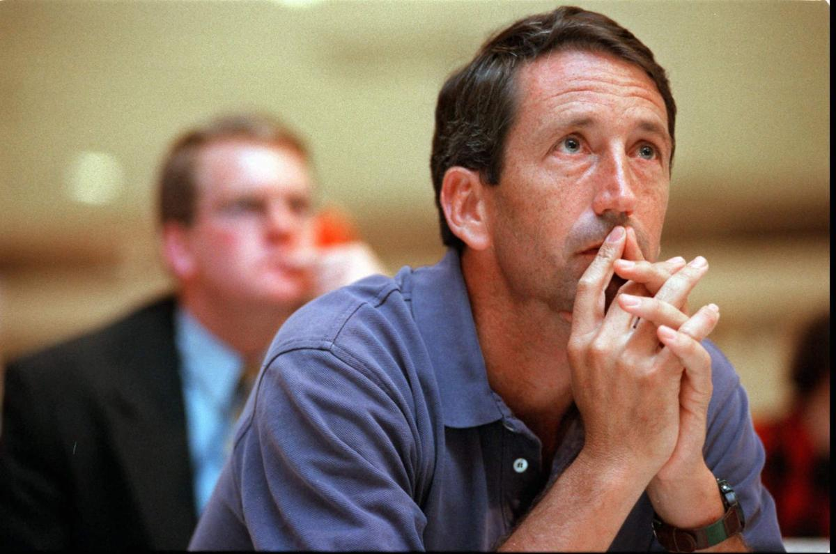 Day 2 Second Chance: The Mark Sanford Story