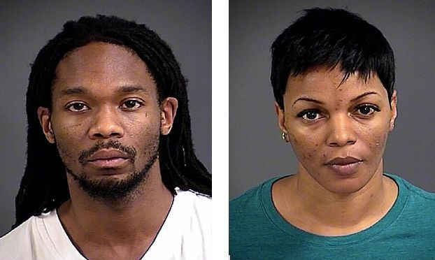 Couple in Charleston apartment complex charged with possession of heroin