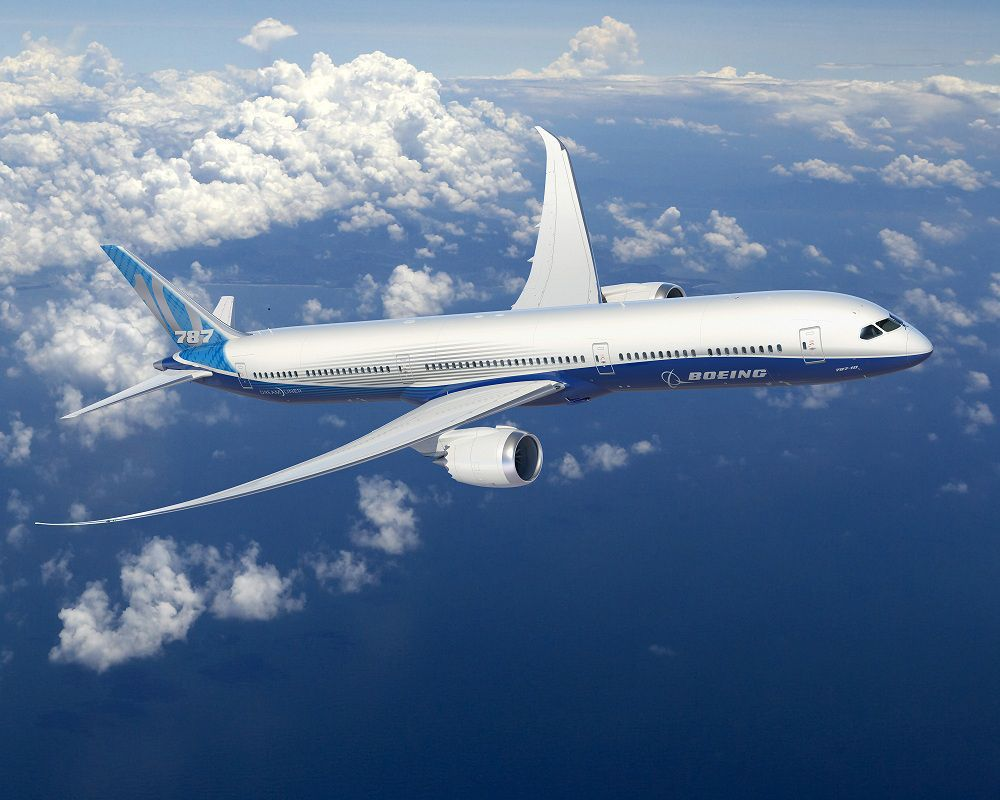 United Technologies to design, build engine housings for Boeing 787-10