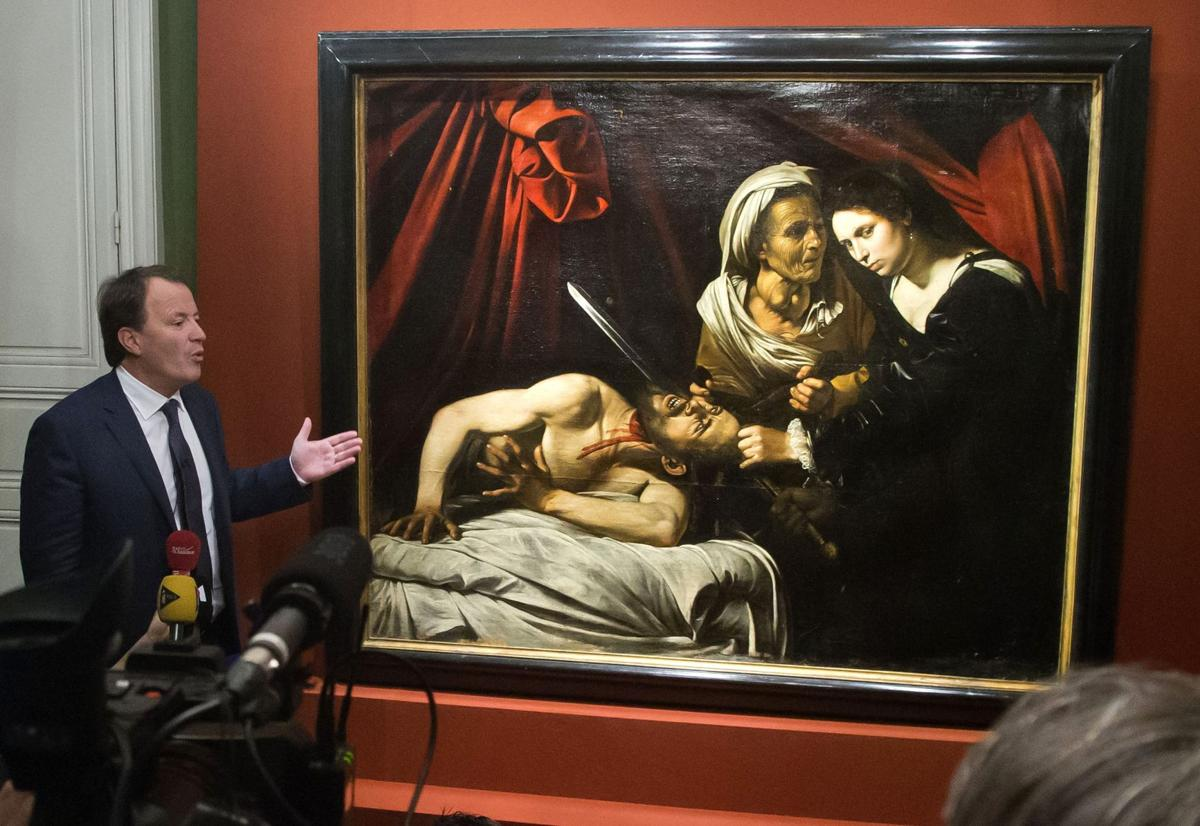 Possible Caravaggio painting found in France