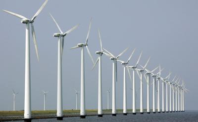 Wind worth more than oil, environmental group says