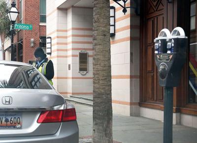 Charleston Meter Parking (copy) (copy)
