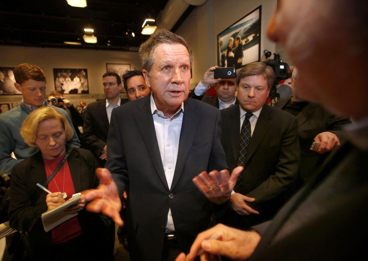 Kasich sets up committee that could point toward 2016 bid