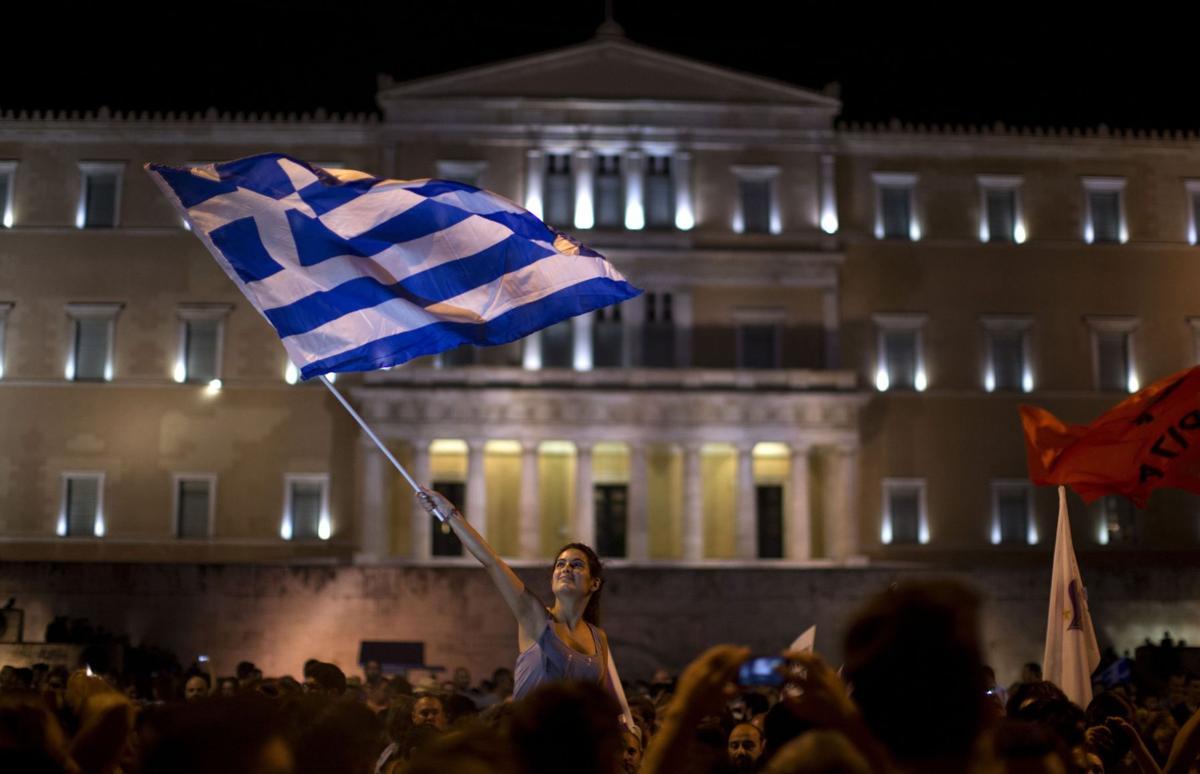 New form of Greek tragedy