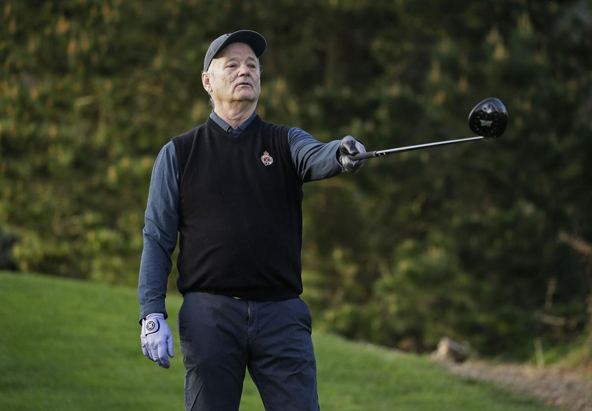 Donald Trump asked Bill Murray to play golf at Adele concert