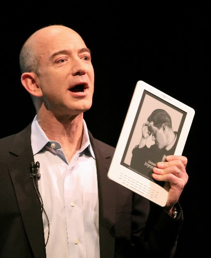 Amazon banking on bigger Kindle