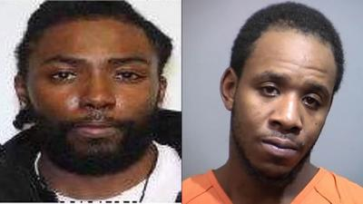 Two men Merriman shooting