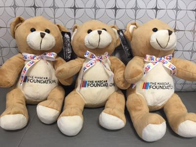 NASCAR teddy bears