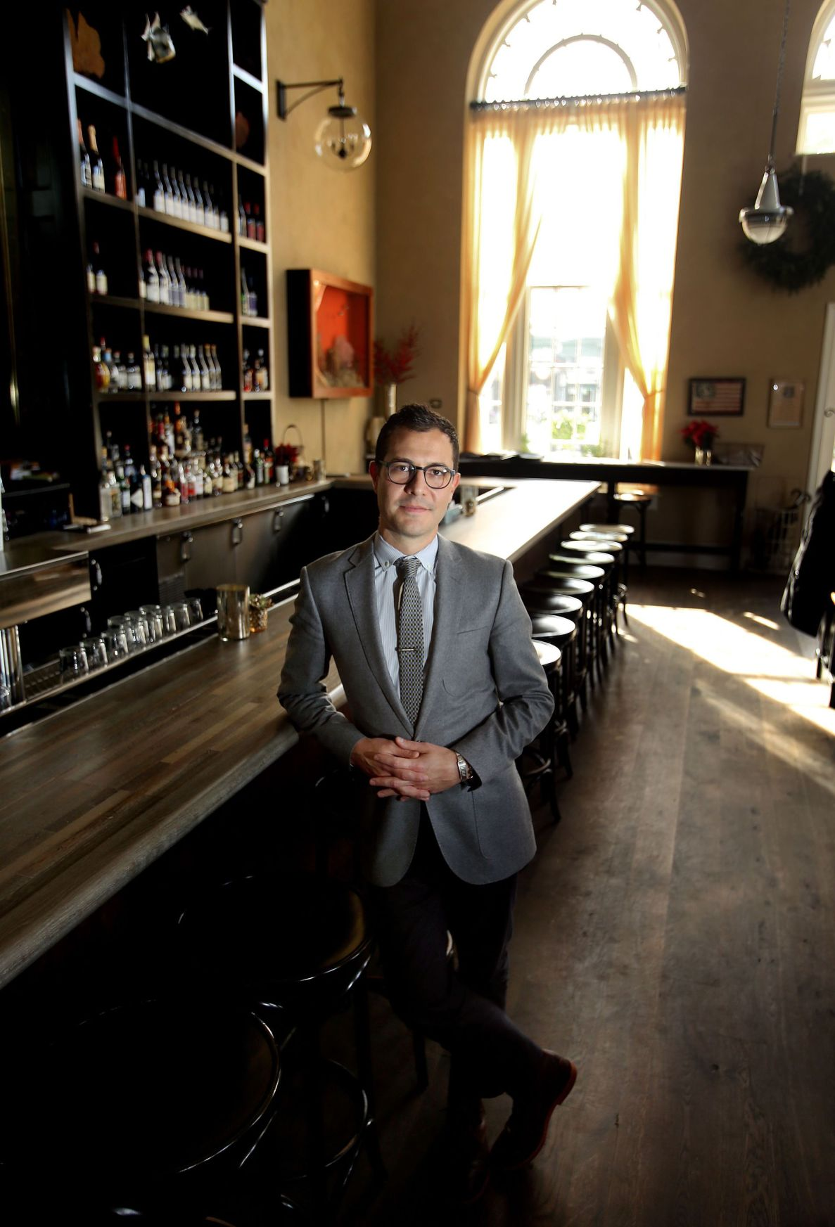 ExtraOrdinary journey GM finds himself at forefront of Charleston's culinary scene