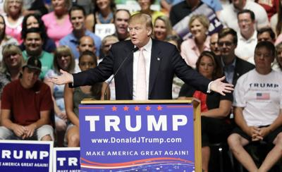 15 things to consider as Trump dangles 3rd party prospect