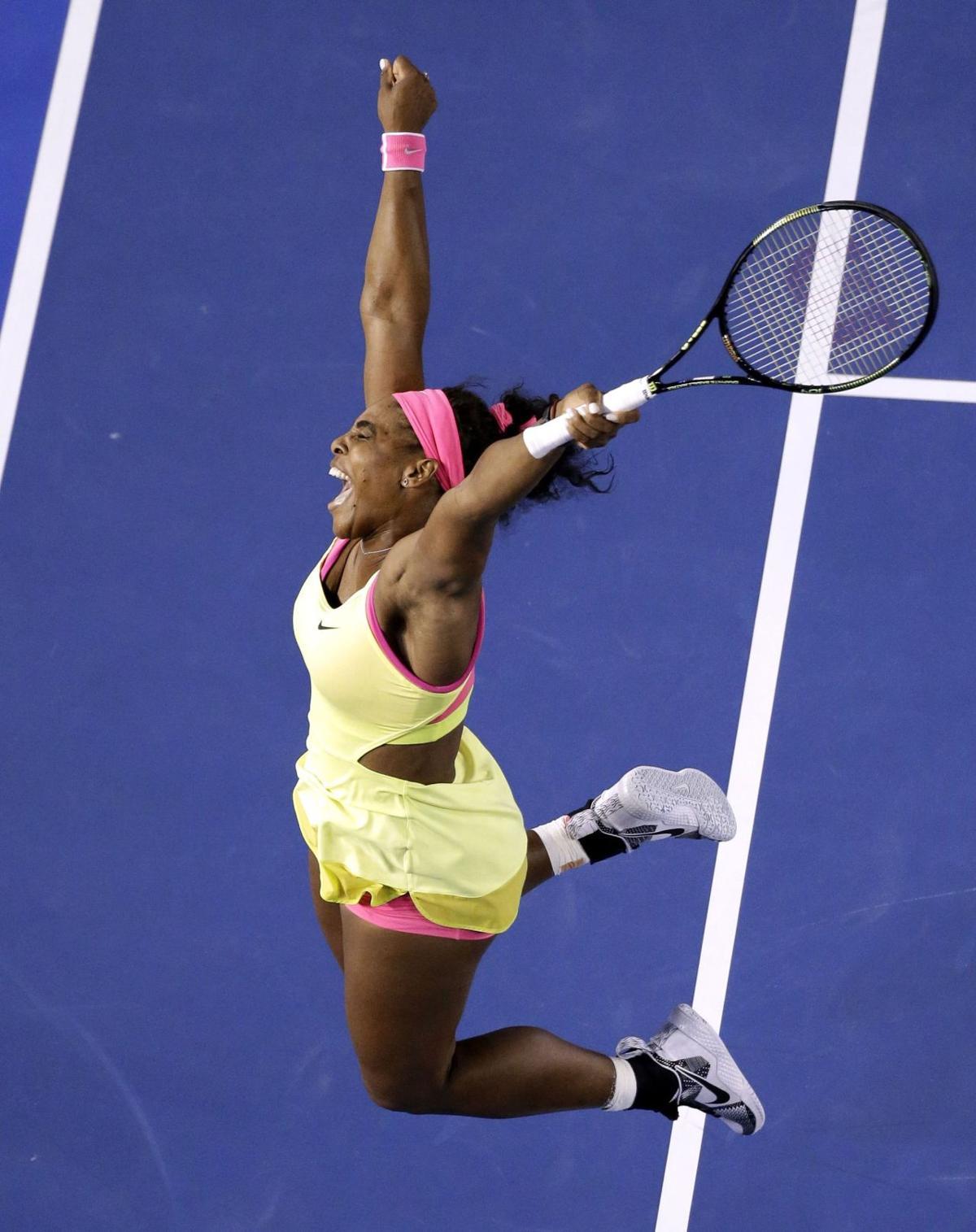 Serena Williams wins 6th Australian Open, 19th major title