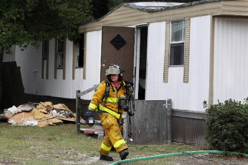 Fire claims life of Mount Pleasant woman
