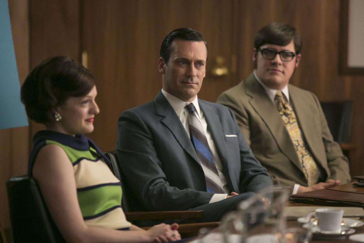 'Mad Men' Just seven more episodes of series as its creator looks back