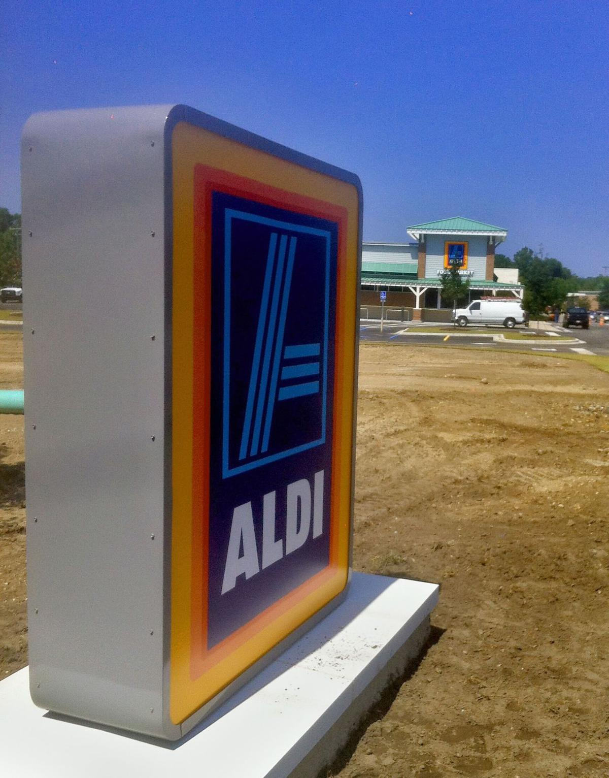 Aldi to add second store in Summerville (copy)