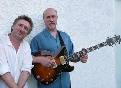 Scofield & Cleary team up for a night of music