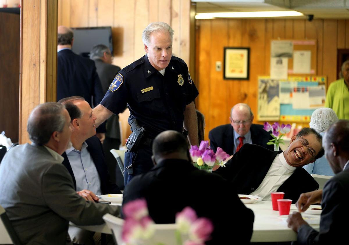 Charleston police aim to bridge 'trust gaps'