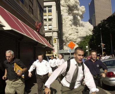 September 11th Terrorist Attacks (copy)