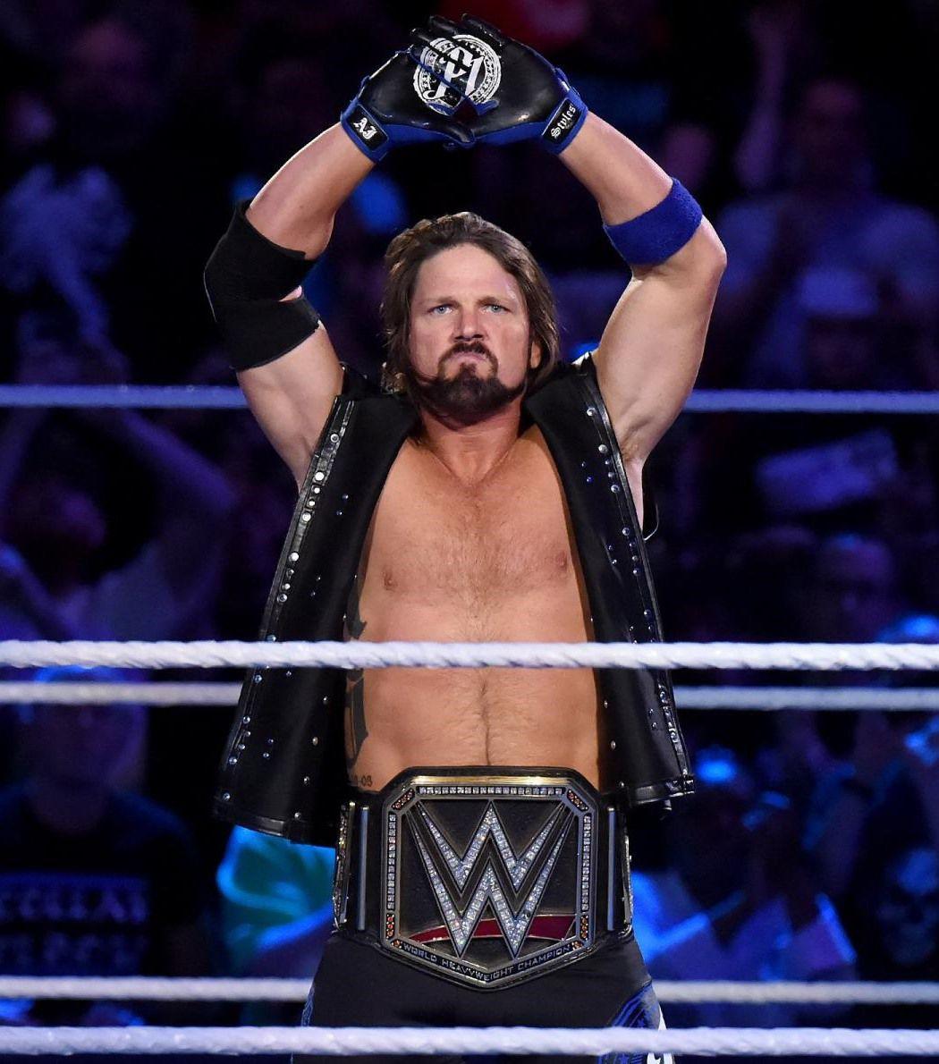 Aj Styles Draws High Praise From Paul Heyman Rumble Main Event Gets Reset Wrestling