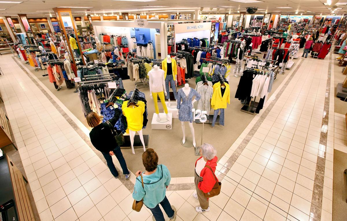 Mt. Pleasant Belk to nearly double size
