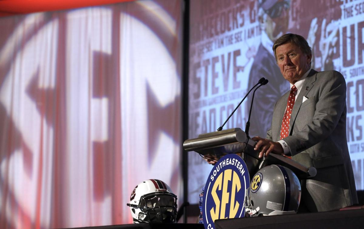 Sapakoff: Steve Spurrier's 7-6 cartwheels part of 'rejuvenated' approach