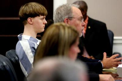Emanuel Ame Shooter Dylann Roof Claims He Has Been Targeted For Abuse In Federal Prison News Postandcourier Com