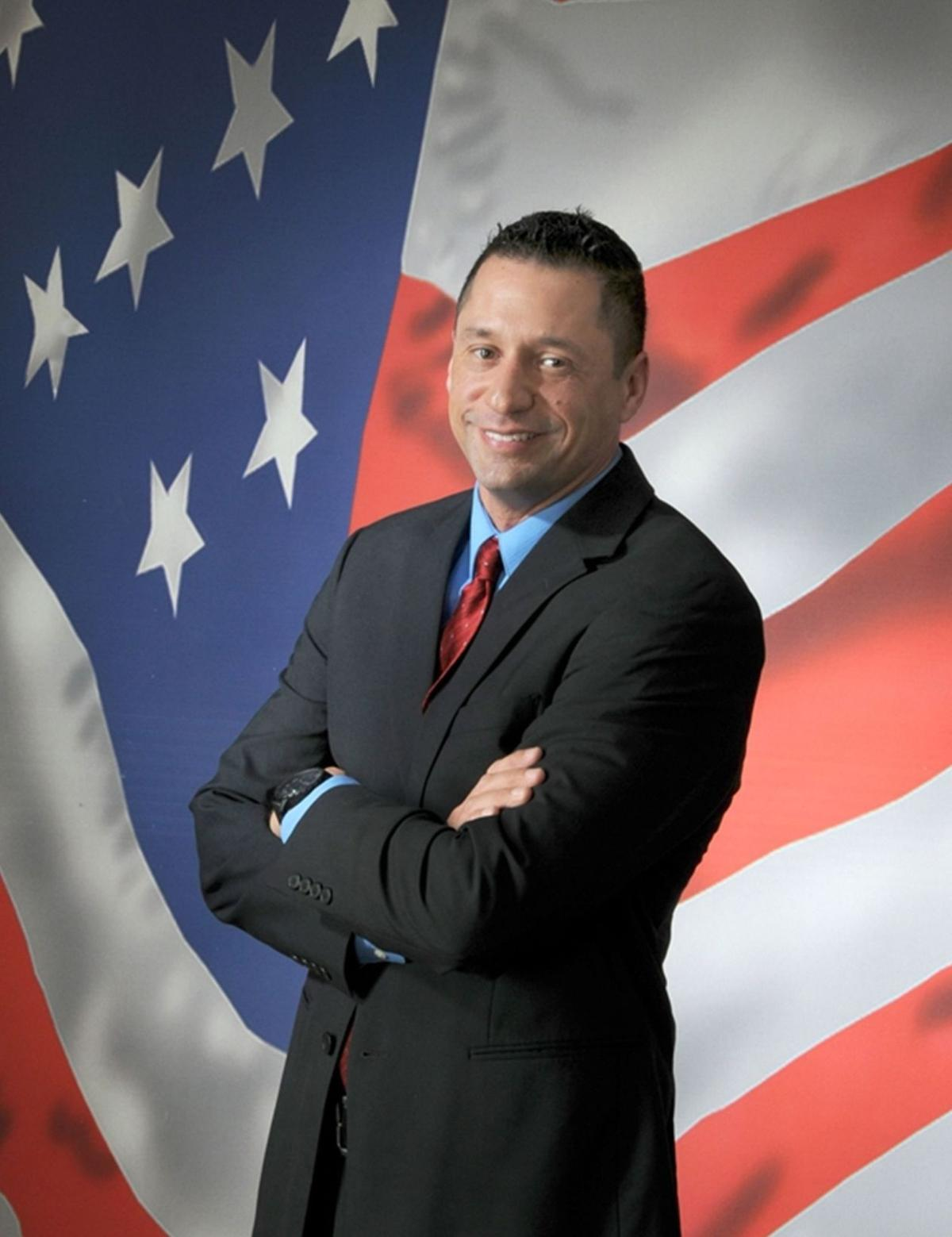 Burbage drops out of Berkeley Sheriff race