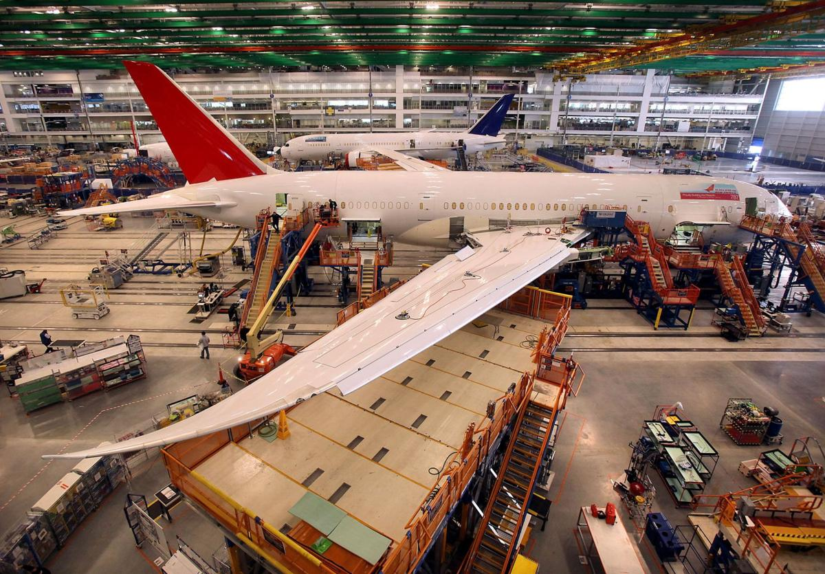 Forecast: A capital '14 Boeing last year led S.C. in investments, future jobs