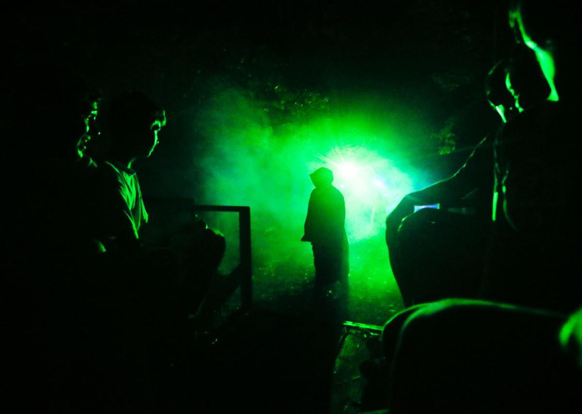 Haunted Hayride Boone Hall Fright Nights