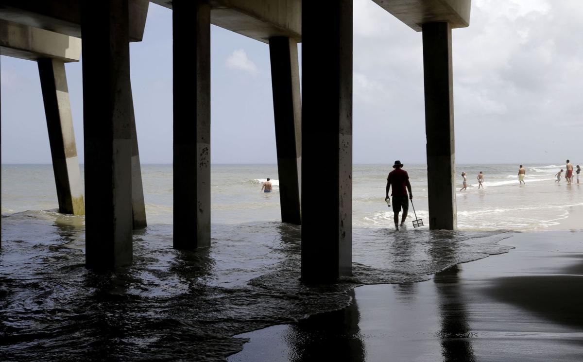 Arthur hits NC coast just before July 4 holiday