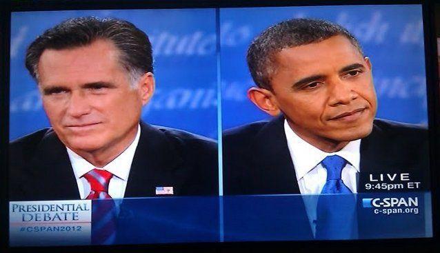 Analysis: Calm Romney pins hopes on momentum