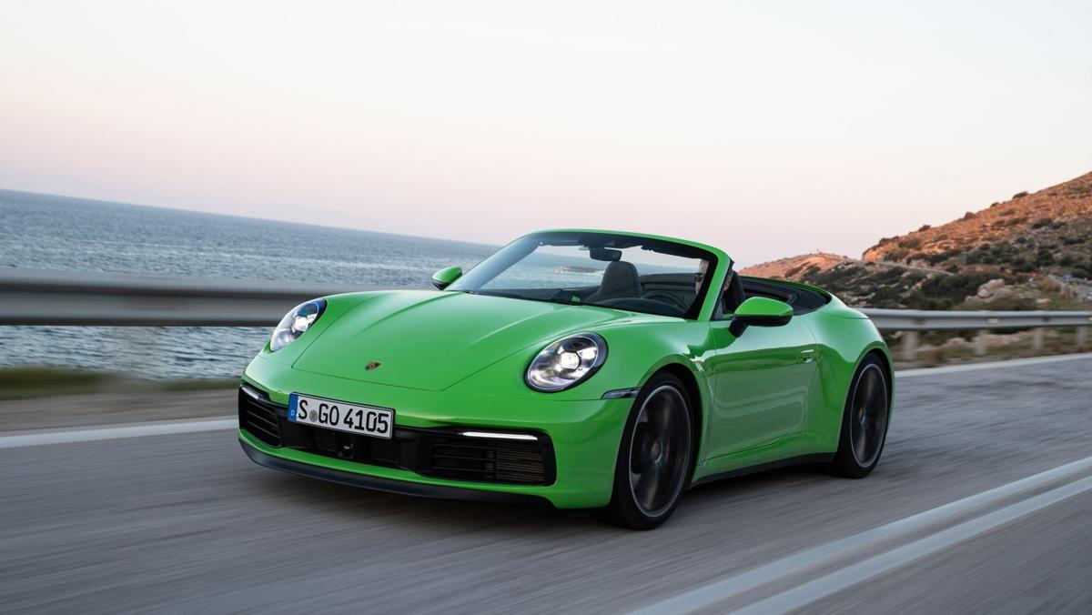 The Five Best Convertibles For Spring Cruising With Top Down During Time Of Year