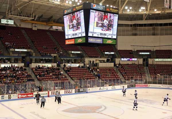 North Charleston Coliseum gets much-needed upgrade ...